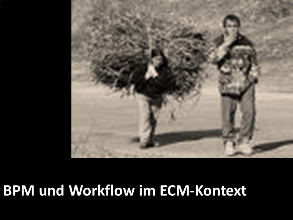 BPM und Workflow im ECM-Kontext
