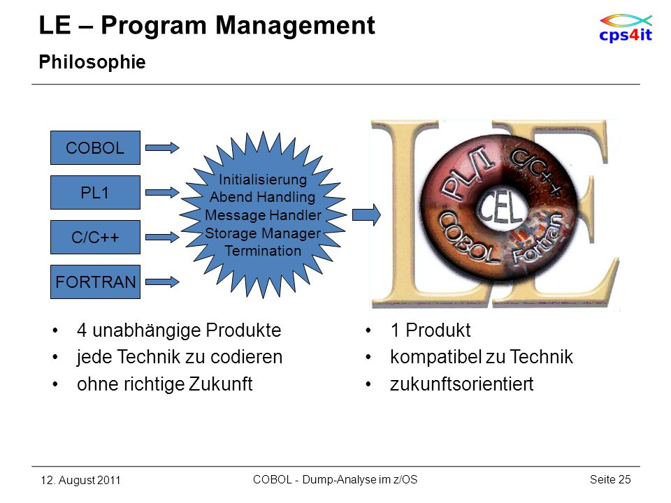 LE – Program Management