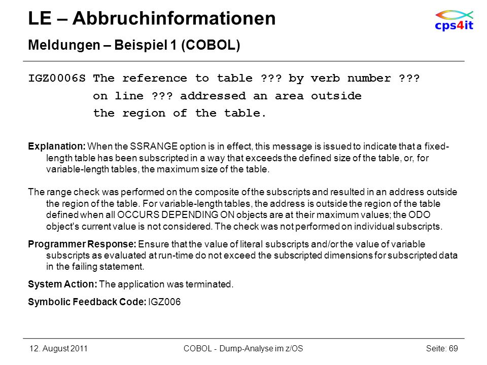 Is there any condition in cobol to check the variable has any special characters?