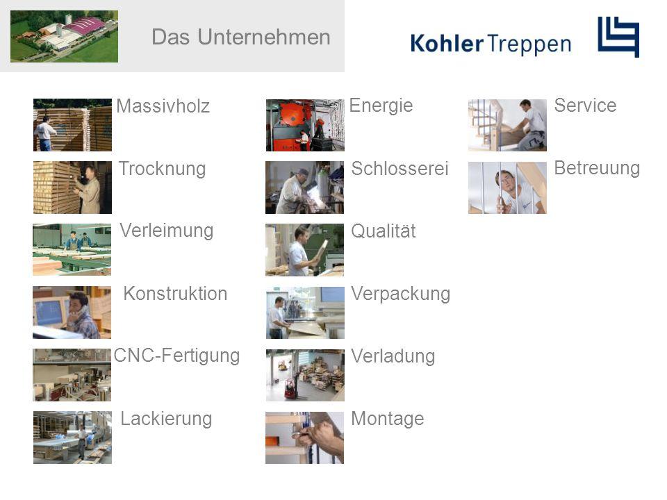 Das Unternehmen Massivholz Energie Service Trocknung Schlosserei