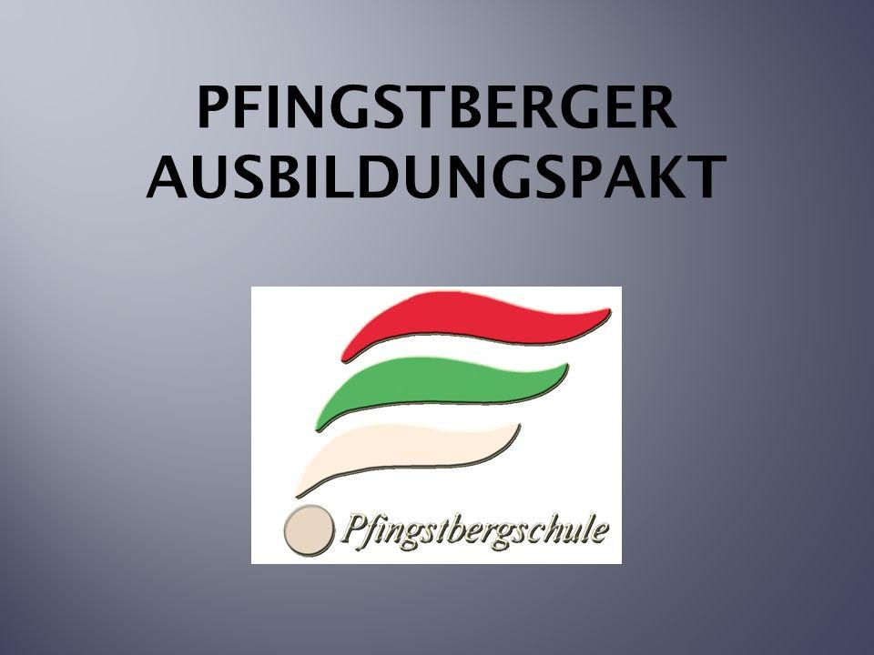 Pfingstberger Ausbildungspakt