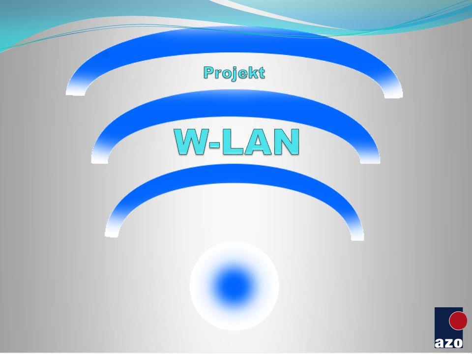Projekt W-LAN
