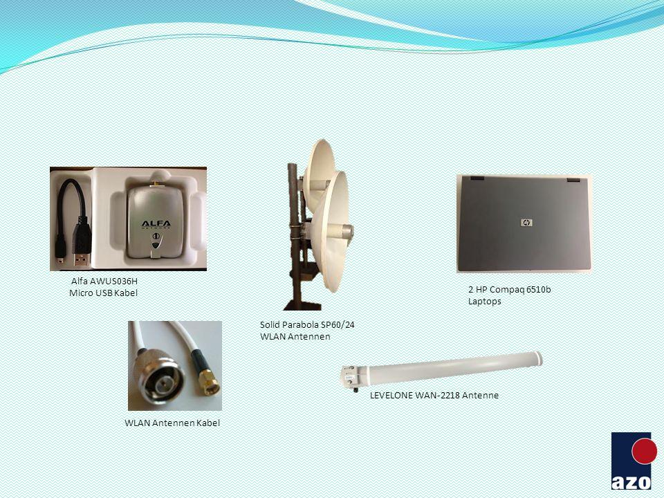 Alfa AWUS036H Micro USB Kabel