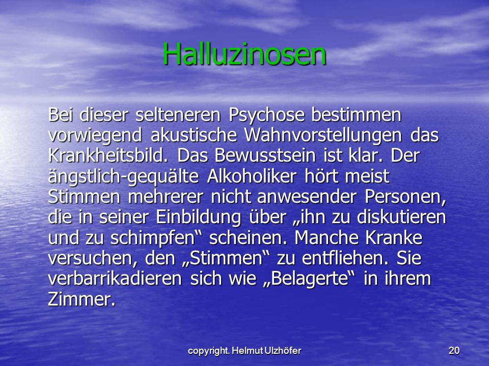 copyright. Helmut Ulzhöfer