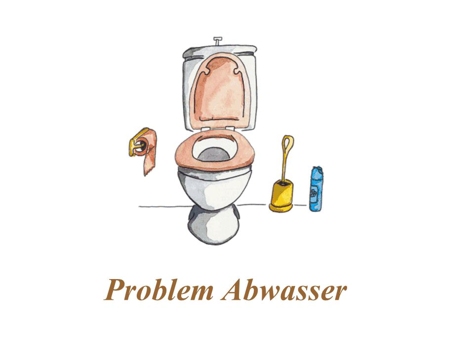 Problem Abwasser