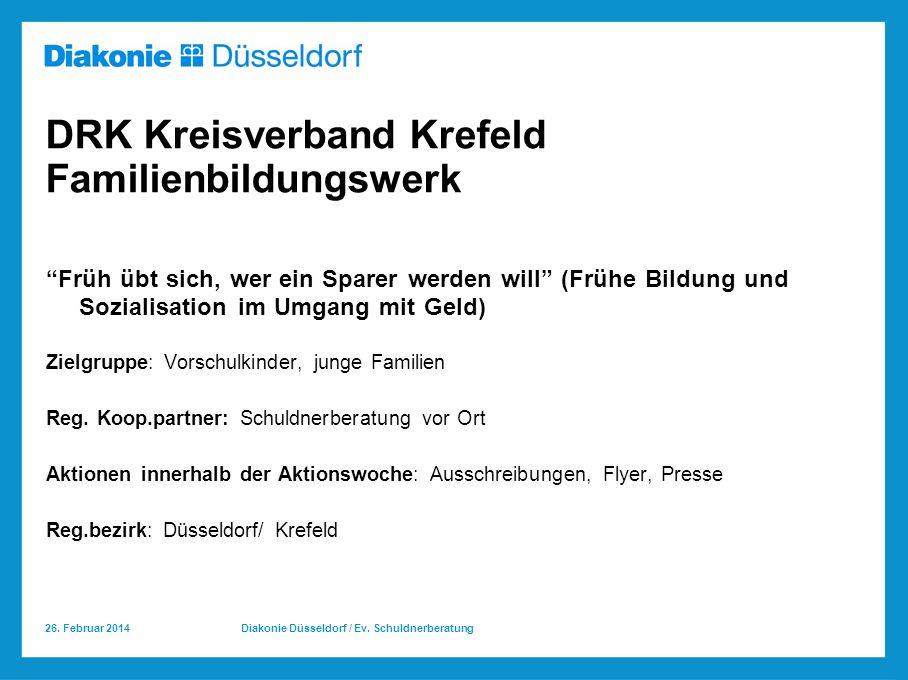 DRK Kreisverband Krefeld Familienbildungswerk