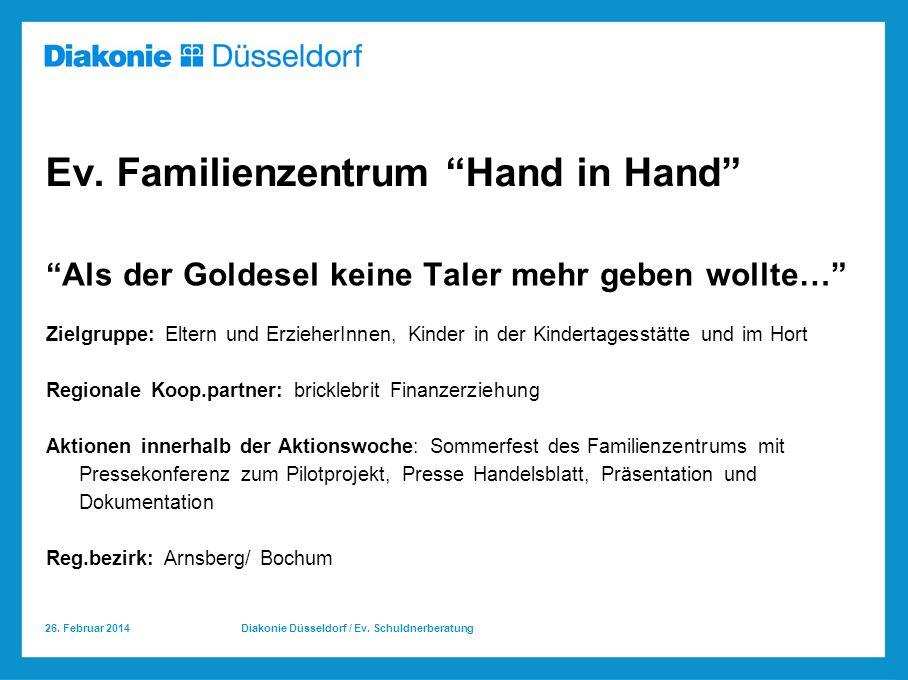 Ev. Familienzentrum Hand in Hand
