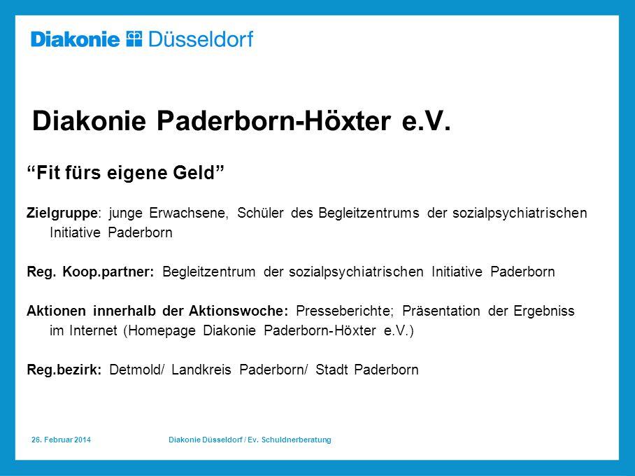 Diakonie Paderborn-Höxter e.V.