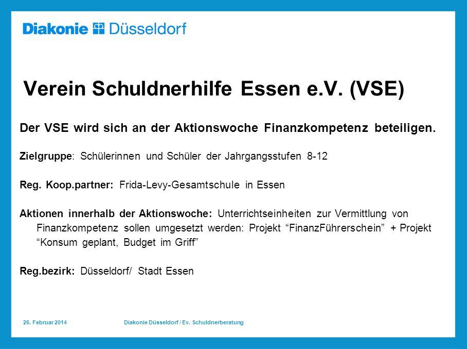 Verein Schuldnerhilfe Essen e.V. (VSE)