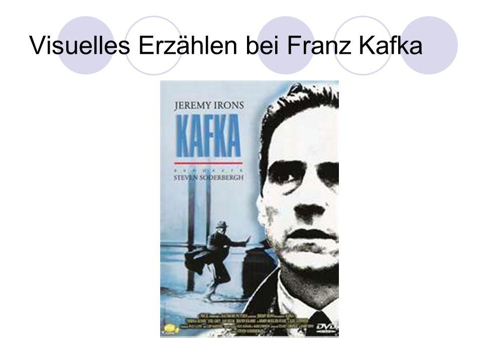 Visuelles Erzählen bei Franz Kafka