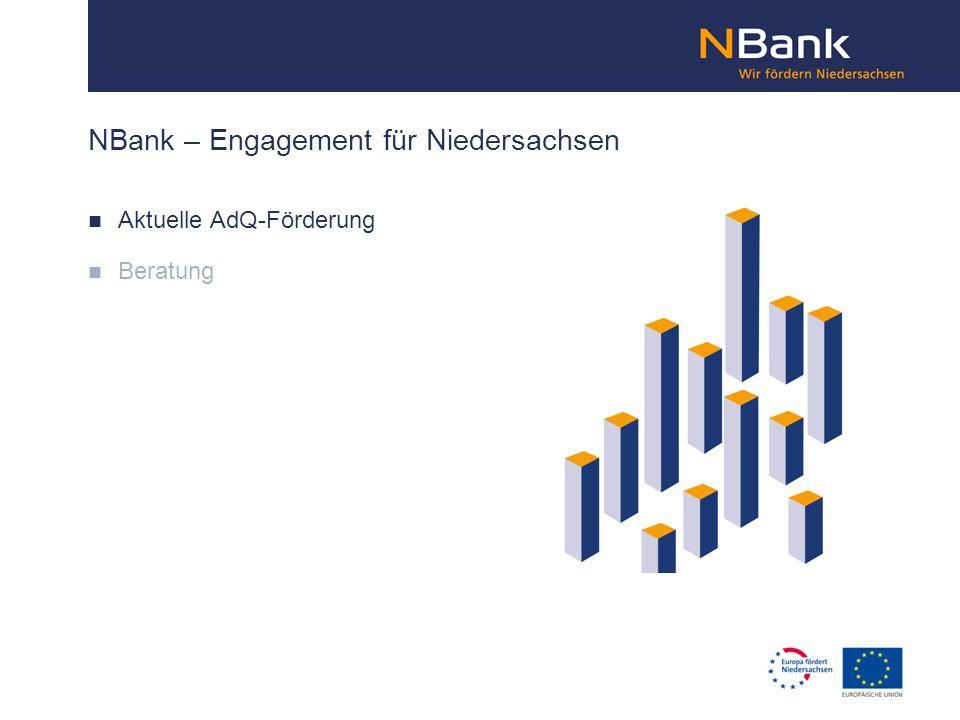 NBank – Engagement für Niedersachsen
