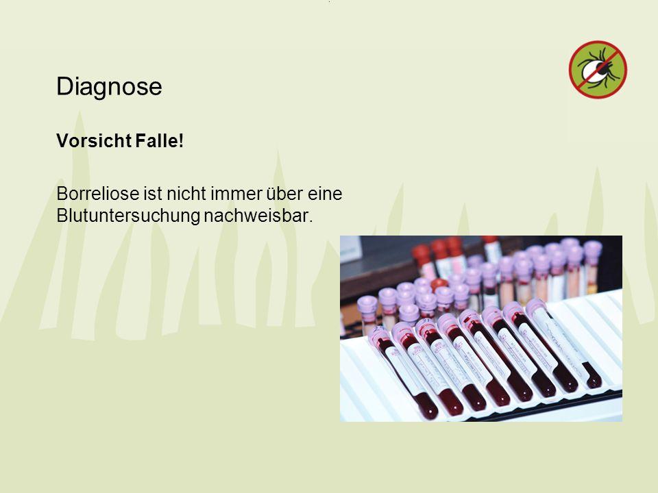 Diagnose Vorsicht Falle!