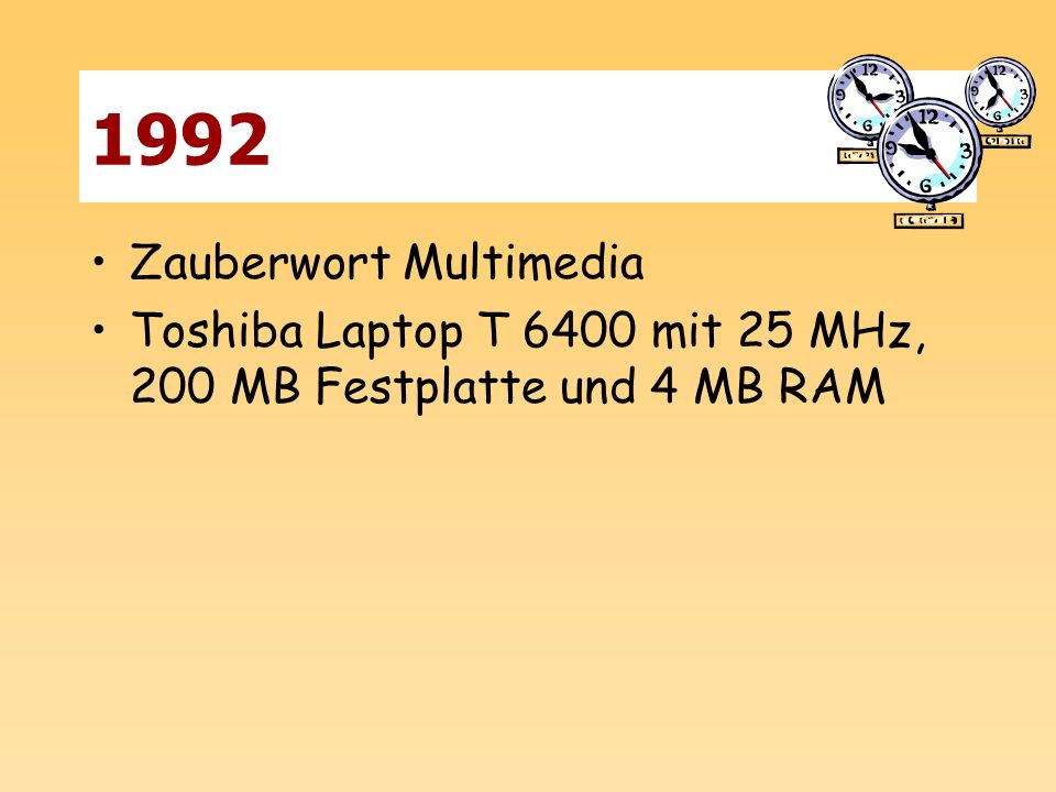 1992 Zauberwort Multimedia