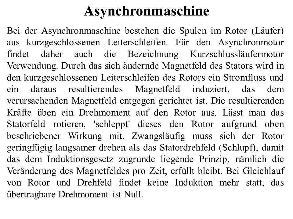 Asynchronmaschine