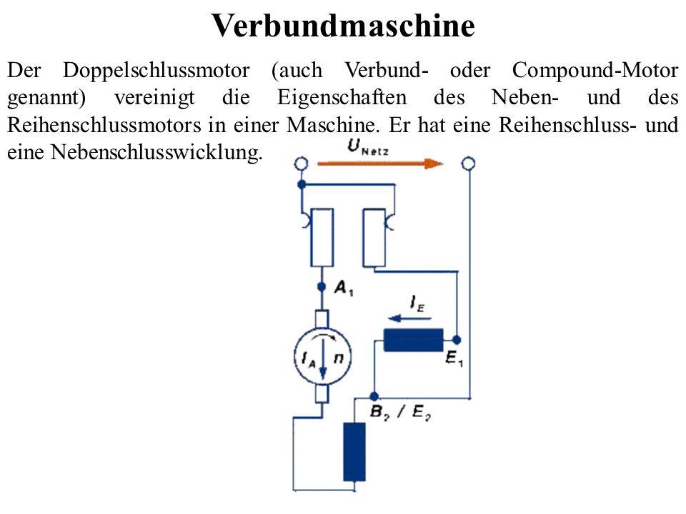 Verbundmaschine