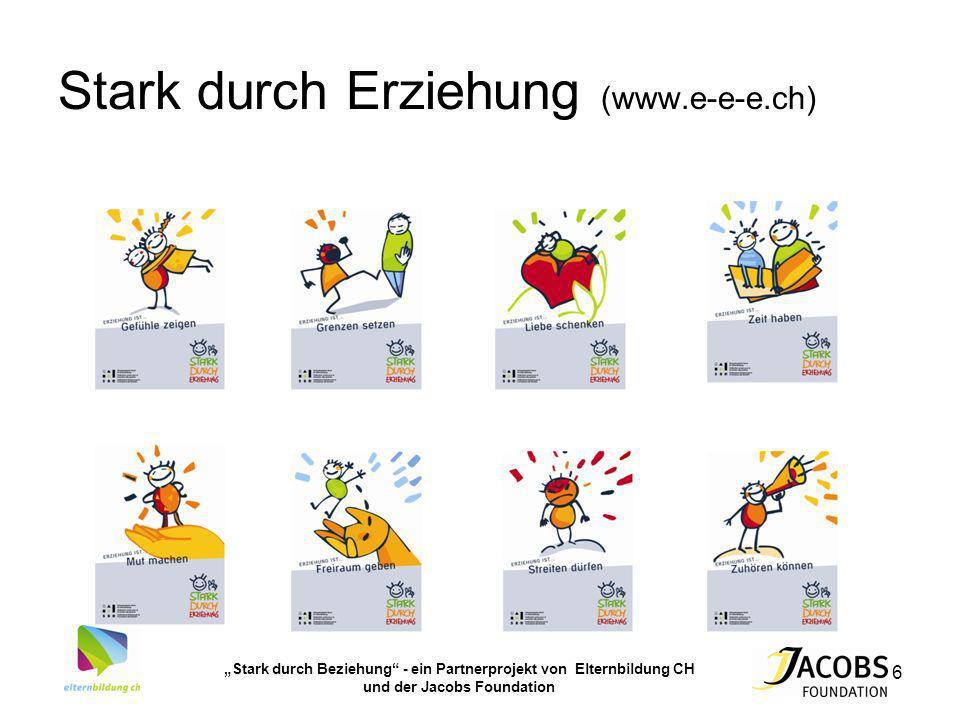 Stark durch Erziehung (www.e-e-e.ch)
