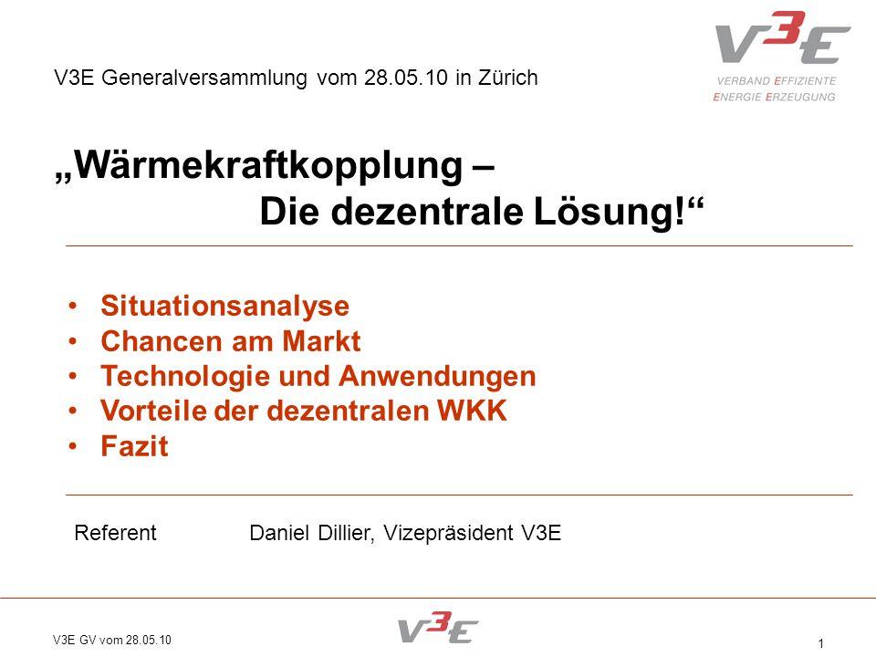 """""""Wärmekraftkopplung – Die dezentrale Lösung!"""