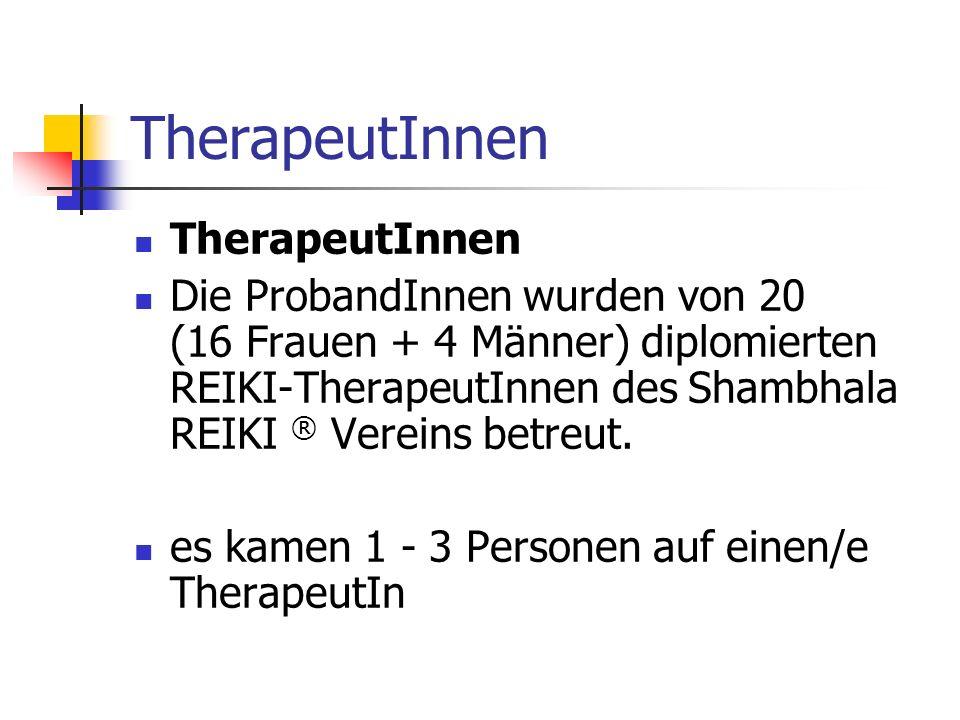 TherapeutInnen TherapeutInnen