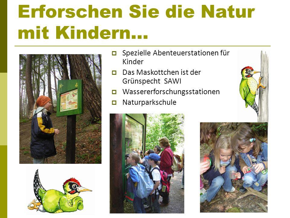 Erforschen Sie die Natur mit Kindern…