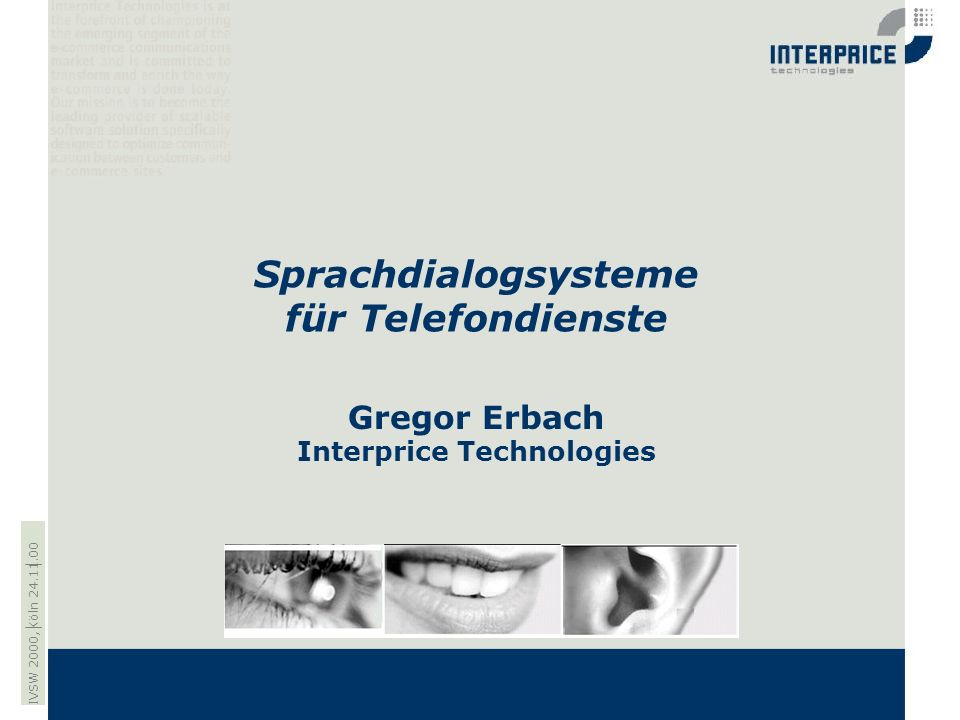 Interprice Technologies