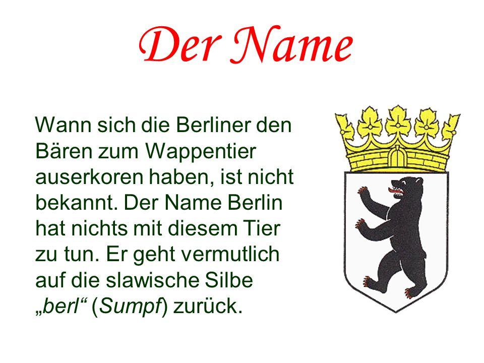 Der Name