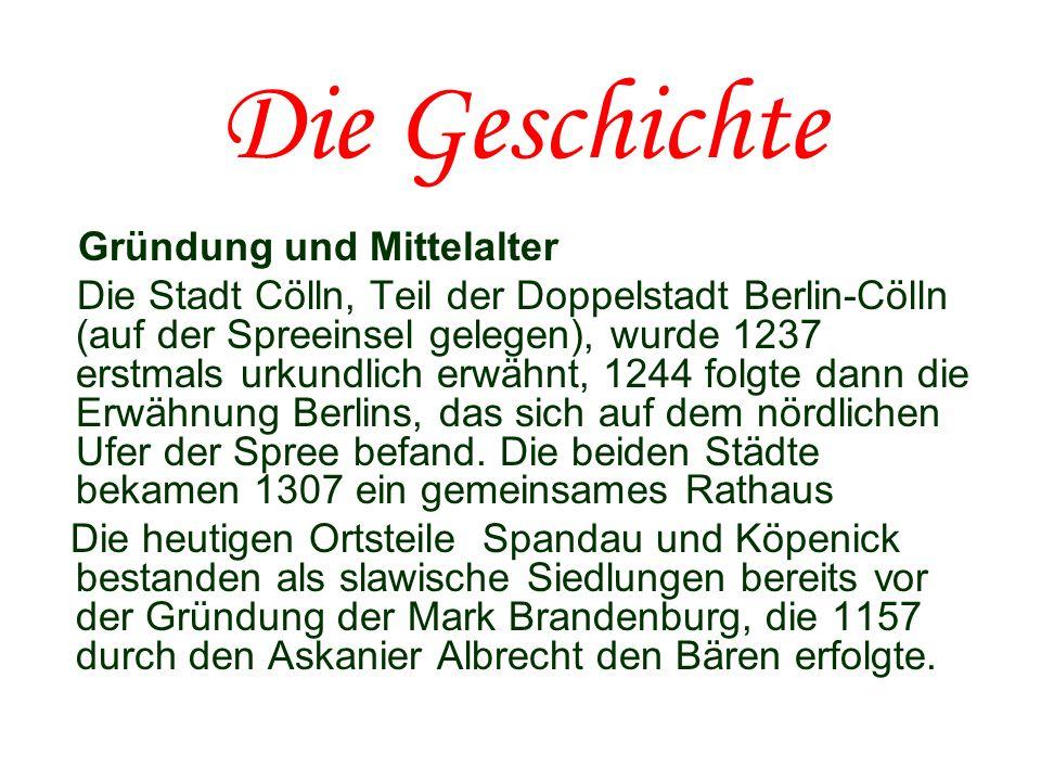 Die Geschichte Gründung und Mittelalter.