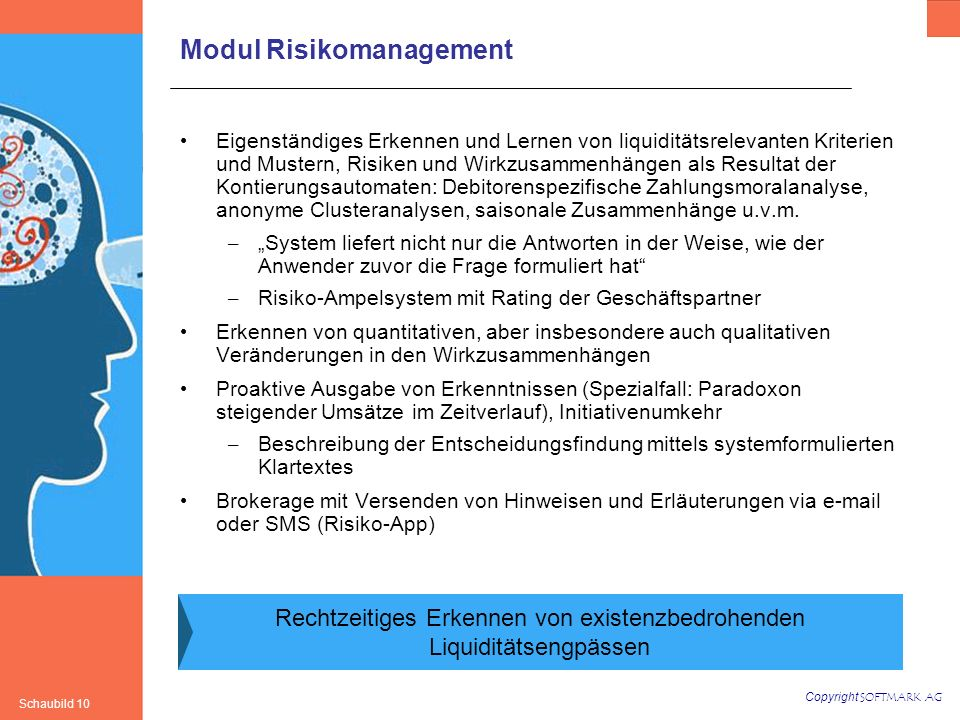 Modul Risikomanagement