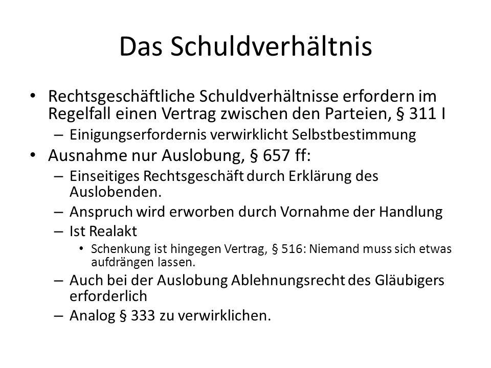 BGB II Schuldrecht AT und BT. - ppt video online herunterladen