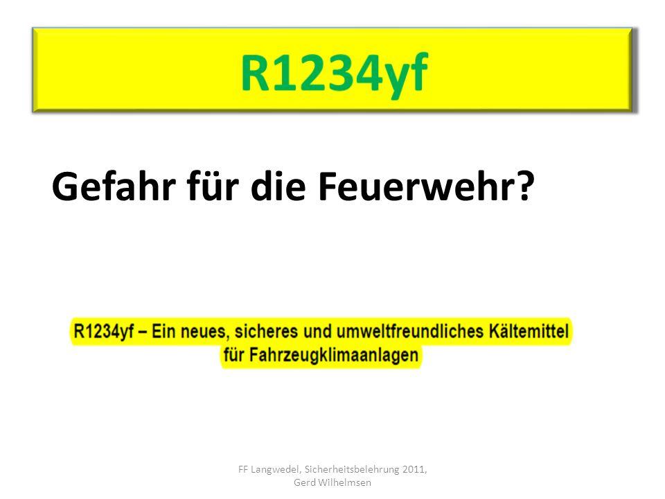 FF Langwedel, Sicherheitsbelehrung 2011, Gerd Wilhelmsen