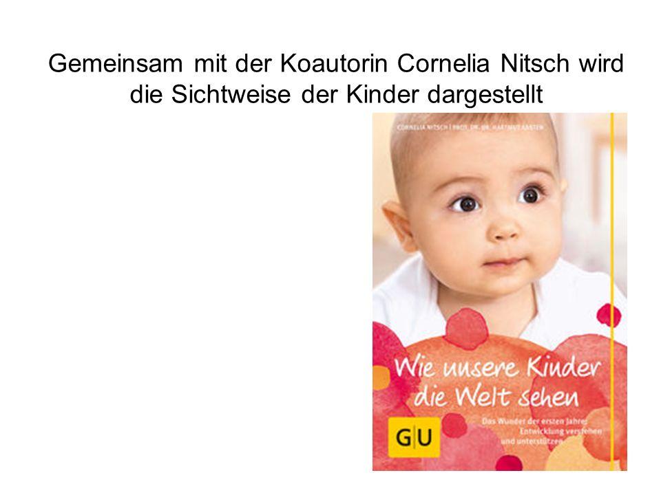 Gemeinsam mit der Koautorin Cornelia Nitsch wird die Sichtweise der Kinder dargestellt