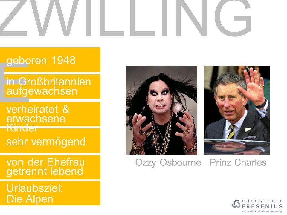 ZWILLINGE geboren 1948 in Großbritannien aufgewachsen