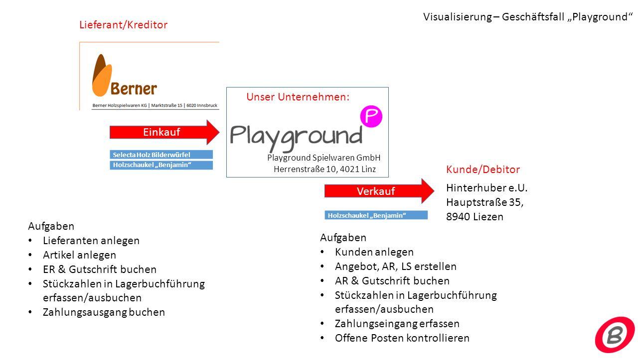 Playground Spielwaren GmbH