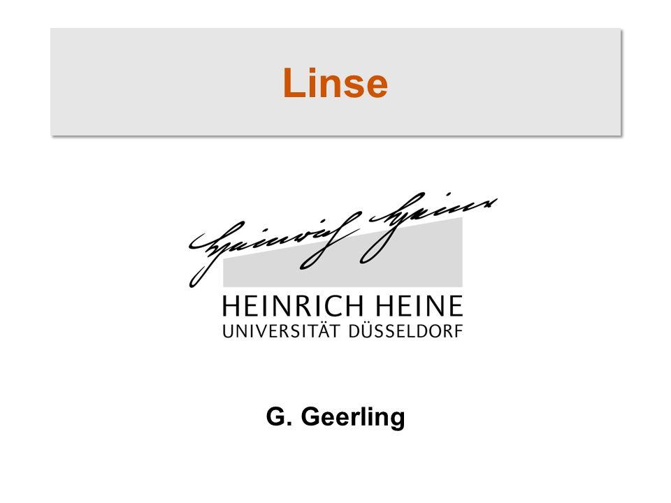 Linse G. Geerling