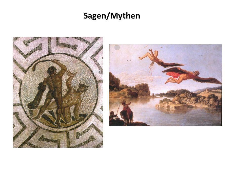 Sagen/Mythen