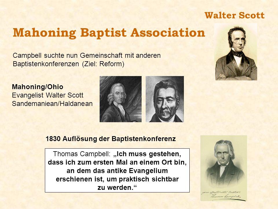 Mahoning Baptist Association
