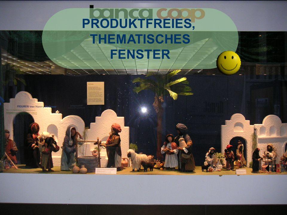 PRODUKTFREIES, THEMATISCHES FENSTER