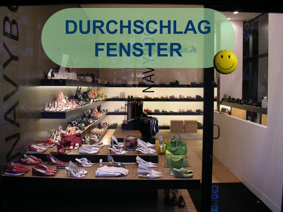 DURCHSCHLAG FENSTER René Kilchsperger Fatmir: NAVYBOOT Positiv: