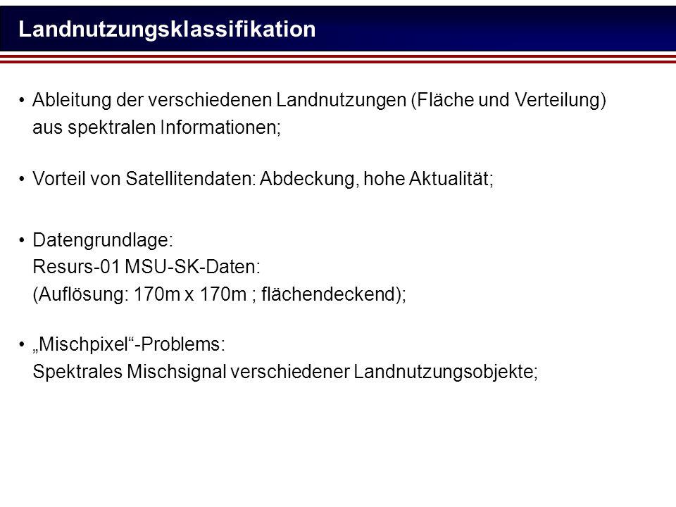 Landnutzungsklassifikation