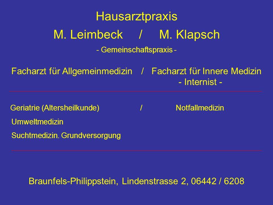 Braunfels-Philippstein, Lindenstrasse 2, 06442 / 6208