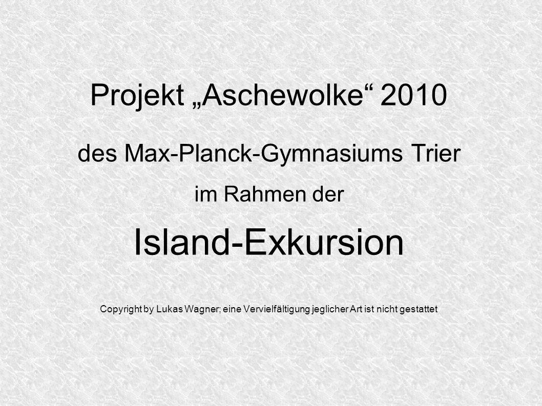 des Max-Planck-Gymnasiums Trier
