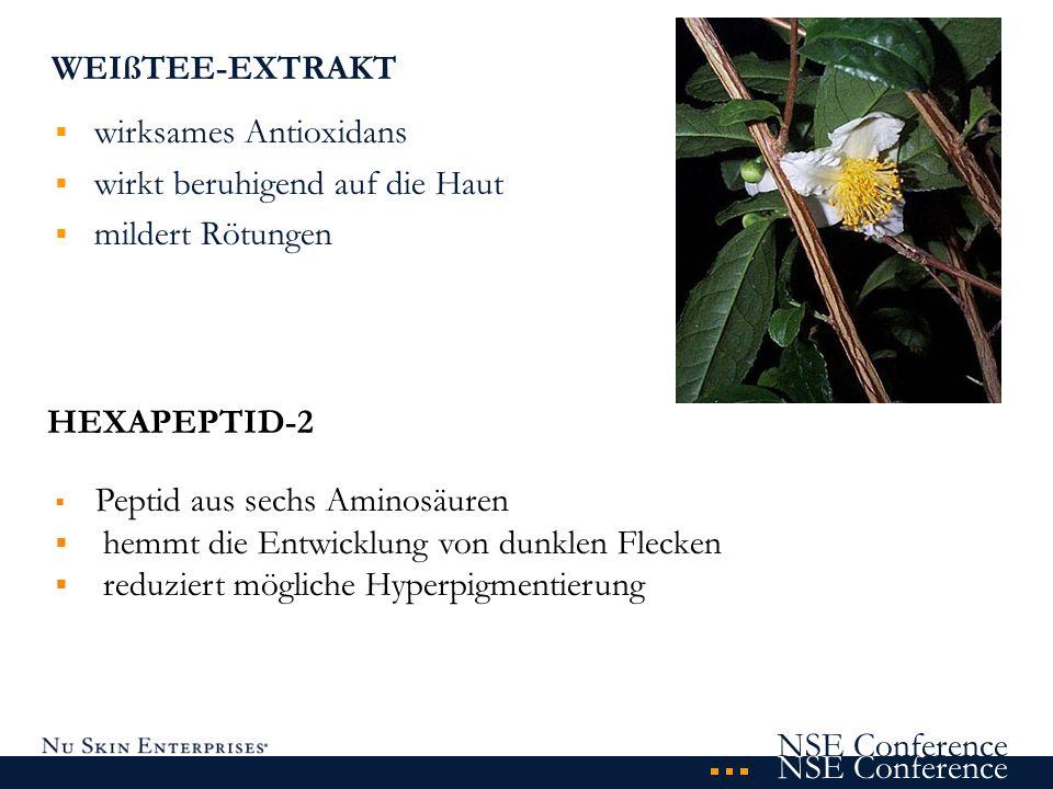 WEIßTEE-EXTRAKT HEXAPEPTID-2