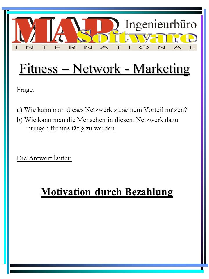 Motivation durch Bezahlung