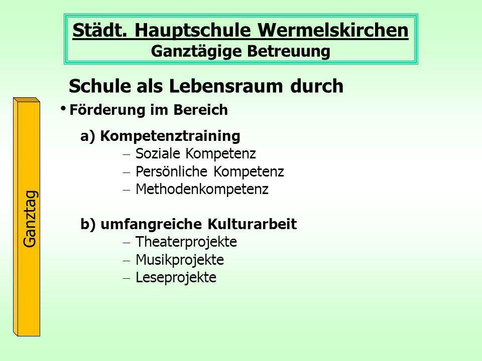 Städt. Hauptschule Wermelskirchen