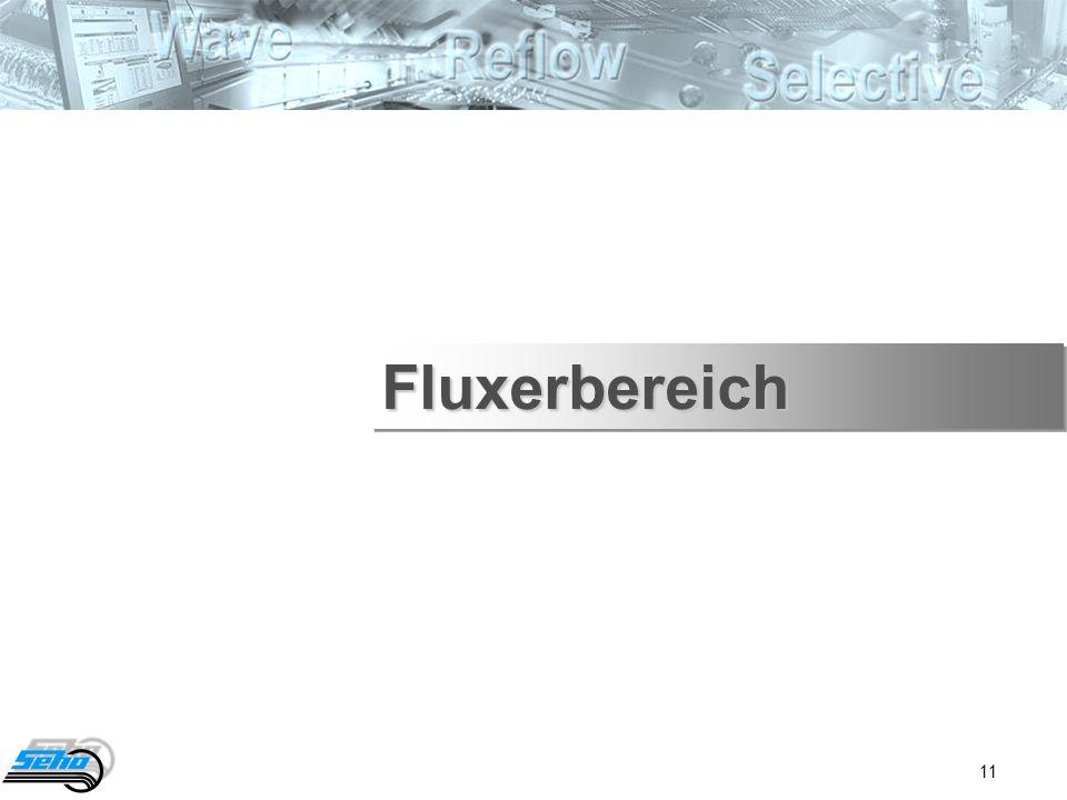 Fluxerbereich