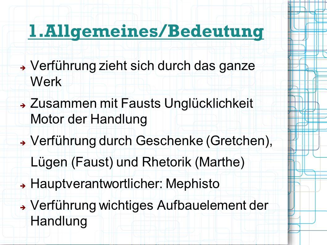 1.Allgemeines/Bedeutung