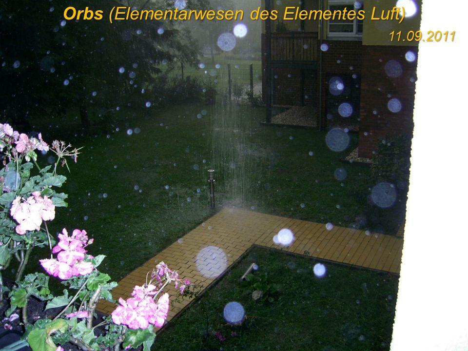 Orbs (Elementarwesen des Elementes Luft)