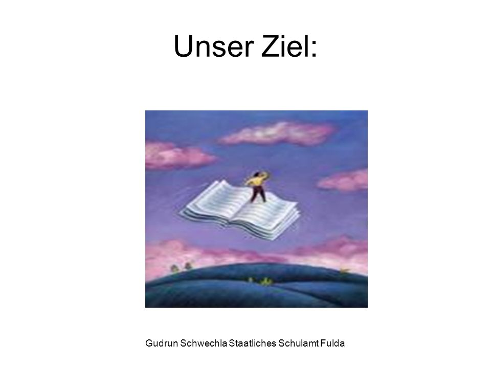 Gudrun Schwechla Staatliches Schulamt Fulda