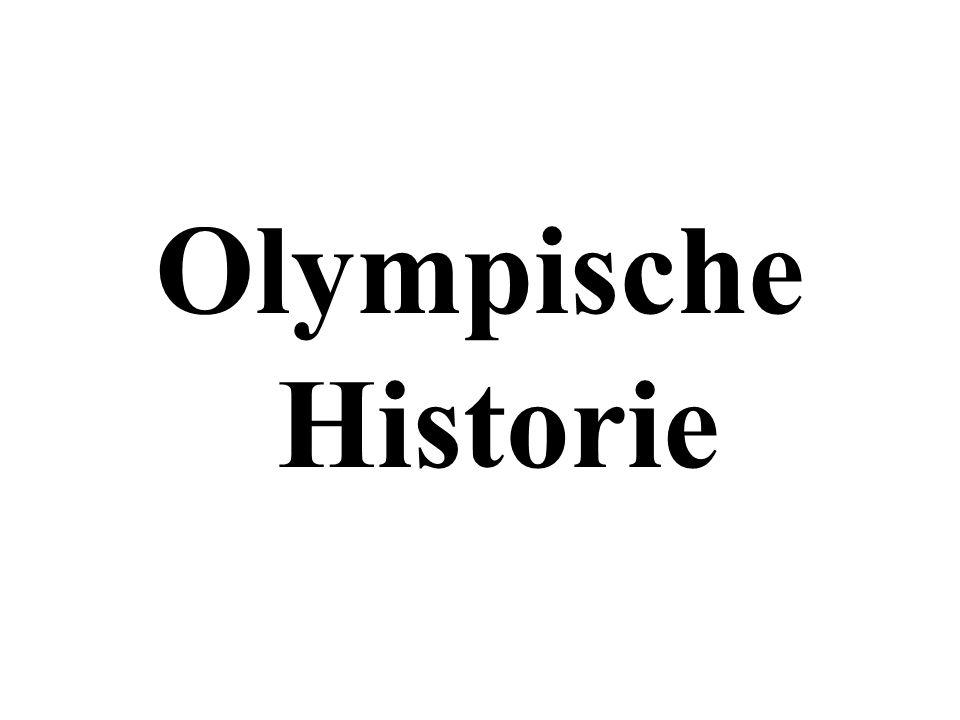 Olympische Historie