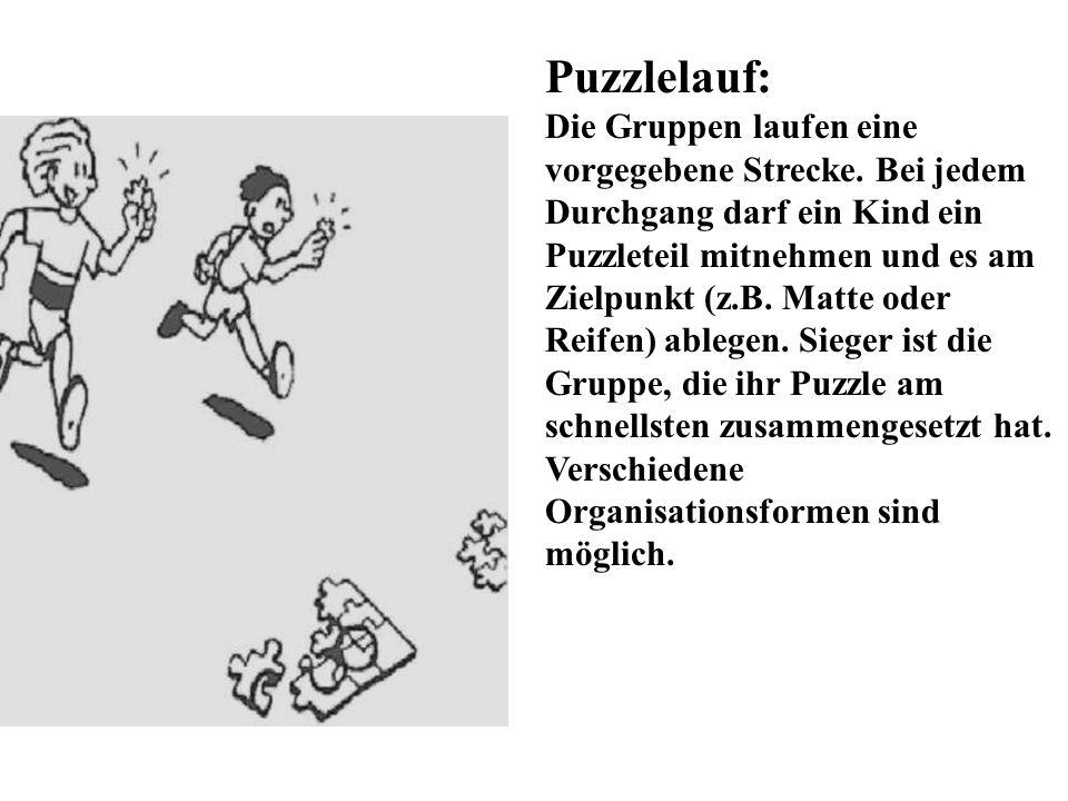 Puzzlelauf: