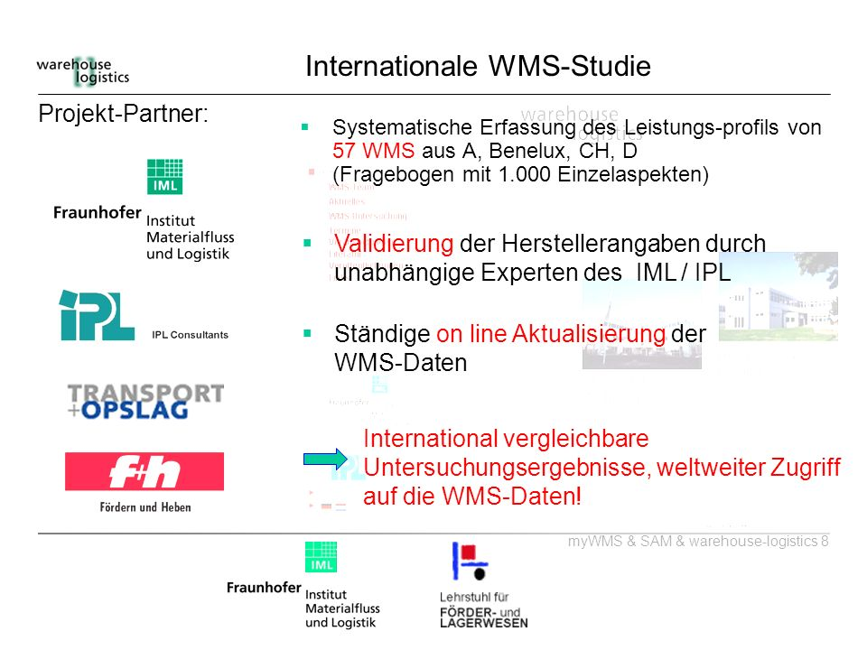 Internationale WMS-Studie